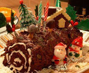 Cybercur cadeaux de noel repas buche traditions de noel - Noel en france les traditions ...